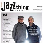 Heft 98, mit Charles Lloyd & Jason Moran (Cover)
