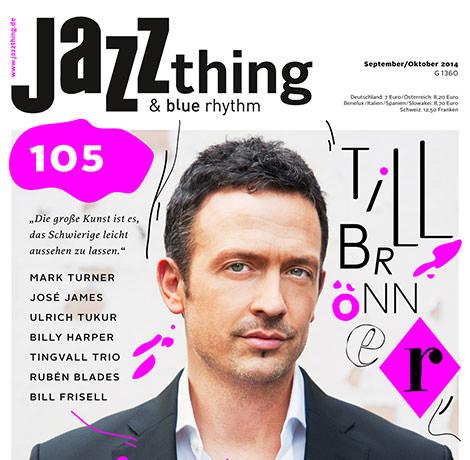 Jazz thing #105 Till Brönner