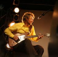 Mit seinem Trio in der Reihe Jazzkantinen: Kalle Kalima