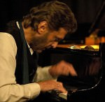 Pianist Keith Tippett