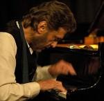 Pianist Keith Tippett