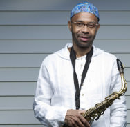 Bei der Gala vom International Jazz Day in Osaka: Kenny Garrett