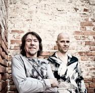 Beim Festival Wassermusik in Berlin: Lenine & Martin Fondse