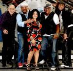 """Die """"Juan Formell Singers"""" von Los Van Van"""