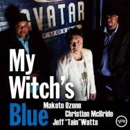Makoto Ozone - My Witch's Blue