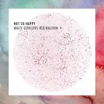 Malte Schillers Red Balloon + – Not So Happy (Cover)