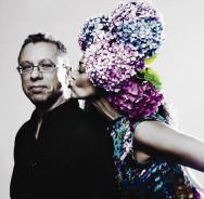 Beim Jazz Sommer im Bayerischen Hof: Mario Laginha und Maria Joao