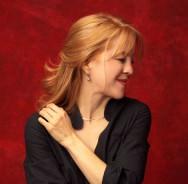 Komponistin Maria Schneider