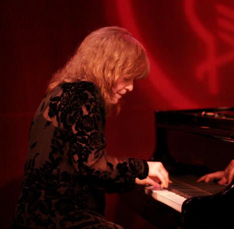 Pianistin Marilyn Crispell