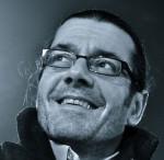 Bei Jazz an der Lohmühle in Berlin: Matthias Bröde
