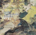 Matthias Schubert & Multiple Joy[ce] Ensemble – 9 Compositions (Cover)