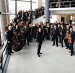 Das MDR Sinfonieorchester mit Hauschka bei den Leipziger Jazztagen
