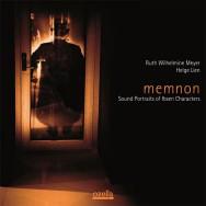 Ruth Wilhelmine Meyer & Helge Lien – Memnon (Cover)