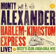 Monty Alexander - Harlem-Kingston Express Live!