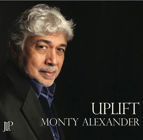 Pianist Monty Alexander