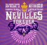 Abschiedskonzert der Neville Brothers in New Orleans