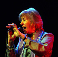 Mit der Internation Skoda Allstar Band auf Tour: Norma Winstone