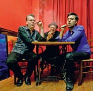 Berlin: Jazz in den Ministergärten