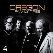 Oregon – Family Tree (Cover)
