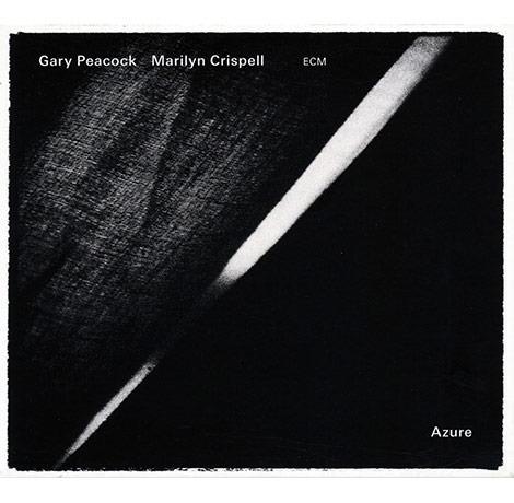 Gary Peacock / Marilyn Crispell – Azure (Cover)