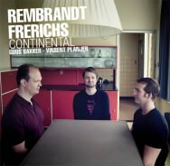 Rembrandt Frerichs - Continental (Cover)