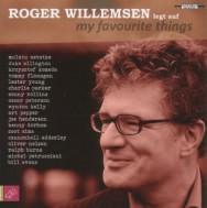 "Roger Willemsen, ""Roger Willemsen legt auf. My Favourite Things"""