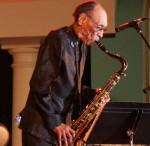 Saxofonist Sam Rivers