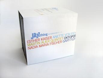 CD-Box Jazz thing Next Generation Vol. 1-10