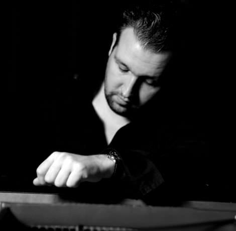 Pianist Sebastian Gahler
