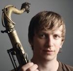 Saxofonist Sebastian Gille