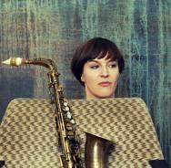 Mit Potsa Lotsa Plus beim Jazzfest Berlin: Silke Eberhard