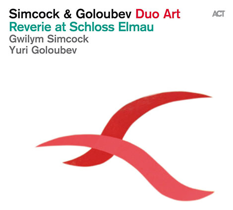 Simcoc & Goloubev – Duo Art. Reverie at Schloss Elmau (Cover)