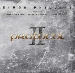 Simon Phillips – Protocol II (Cover)