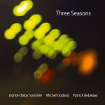 "Günter ""Baby"" Sommer / Michel Godard / Patrick Bebelaar – Three Seasons (Cover)"