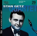 Stan Getz Quartet - Swiss Radio Days Vol. 29