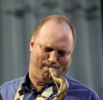 Saxofonist Tobias Delius