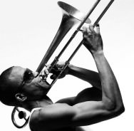 Posaunist Trombone Shorty