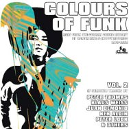 Various Artists - Colours Of Funk Vol. 2 (Cover)