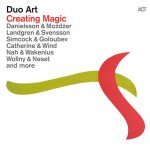 Various Artists – Duo Art Creating Magic (Cover)