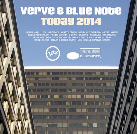 Verve & Blue Note Today 2014 (Cover)