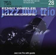 Kenny Wheeler/Alan Skidmore - Swiss Radio Days: Jazz Live Trio Concert Series, Vol. 28 (Cover)