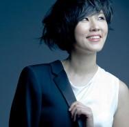 Die Sängerin Yun Sun Nah