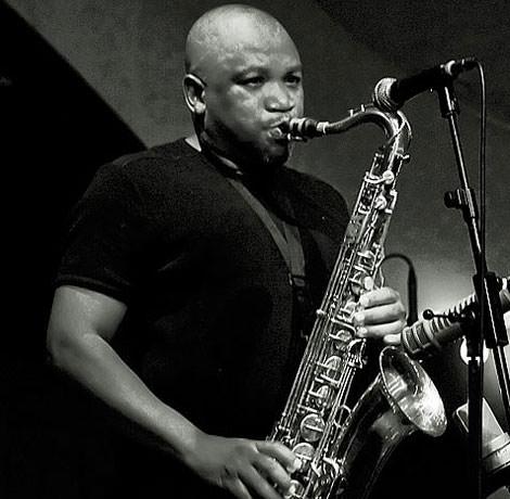 Der Saxofonist Zim Ngqawana