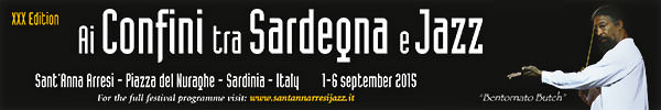 Ai Confini tra Sardegna e Jazz 2015