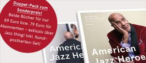 American Jazz Heroes Volume 1 & 2