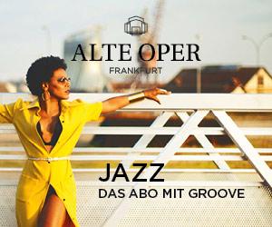 Alte Oper Frankfurt - Jazz Abo