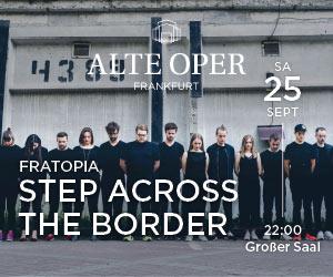 Alte Oper Frankfurt - Jazz-Residenz Nils Landgren