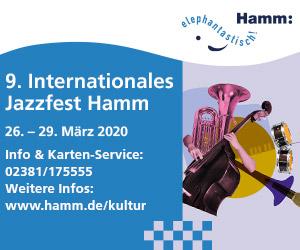 Jazzfest Hamm 2020